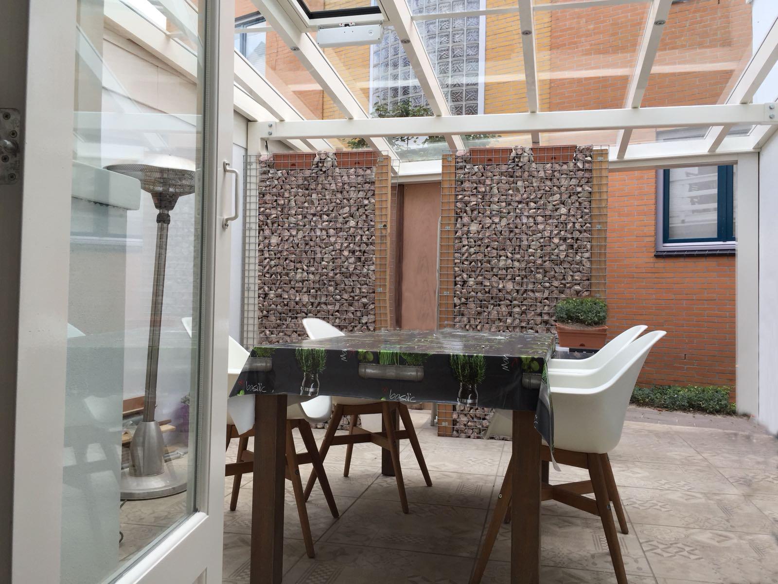 Terrasoverkapping patio